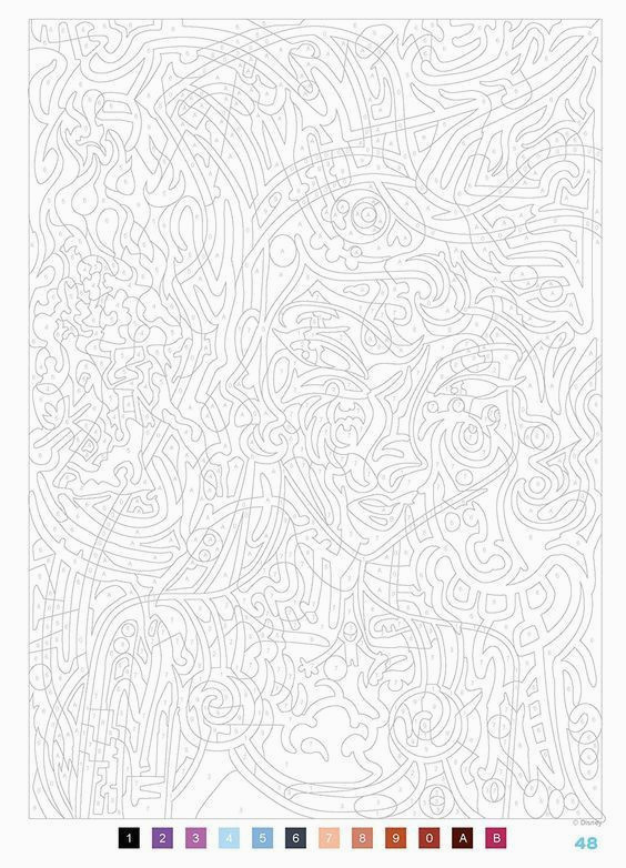 Coloriage Mystere Disney Carrefour Pin On Coloring Pages