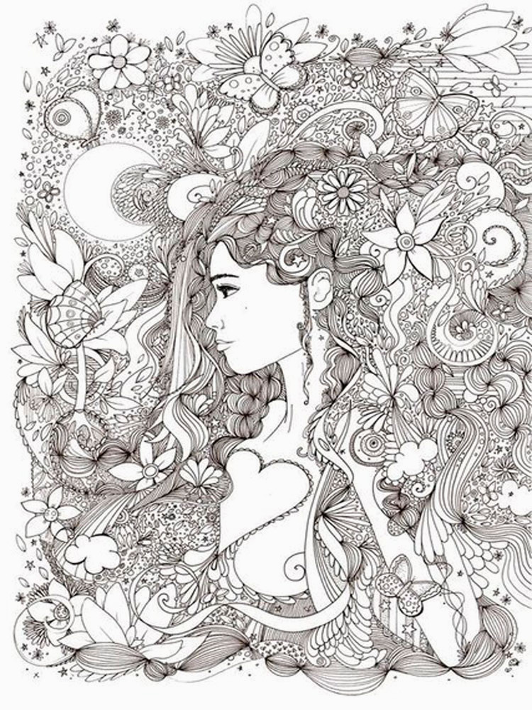 Forum Coloriage Anti Stress Anti Stress Coloring Pages for Adults Free Printable Anti